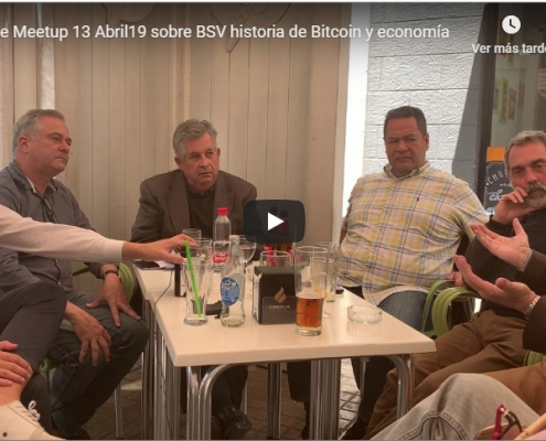 Meetup 13 Abril 2019 BSV
